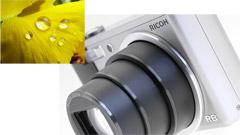 Ricoh Caplio R8: zoom 7.1x in pochi centimetri