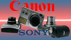 Canon vs Sony: tre compatte alla sbarra