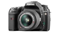 Pentax K20, l'ammiraglia reflex a 14 bit