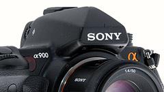 Sony Alpha 900: full frame da 24,6 Mpixel
