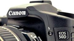 Canon Eos 50D: innovazione reale