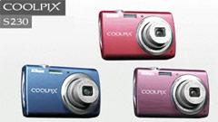 Nikon Coolpix S230, simpatica compatta
