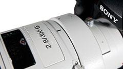 Obiettivo Sony 300 mm F/2,8 G SAL