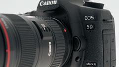 Canon EOS 5D Mark II: full frame e Full-HD
