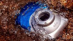 Canon PowerShot D10 per mondi sommersi