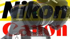 Comparativa reflex: Nikon D300s VS Canon Eos 7D