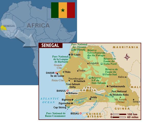 Cartina Fisica Senegal.In Senegal Con Olympus E 620 8mm Kodak Zx1 Garmin 400t Pagina