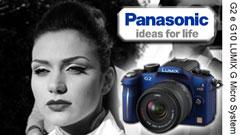 Panasonic Lumix G2: primo contatto e primi scatti