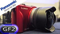 Panasonic Lumix GF2: primo contatto e primi scatti