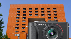 Panasonic Lumix LX5: compatta luminosa