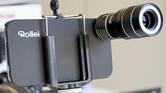 Rollei 8x Tele: il teleobiettivo per iPhone 4