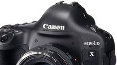 Canon EOS-1D X: la nuova ammiraglia