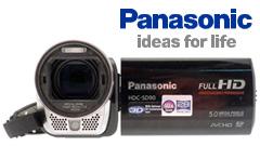 Panasonic HDC-SD90: non fatevi ingannare dal peso piuma