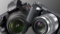 Sony NEX-F3 e A37: più aggressive sul mercato