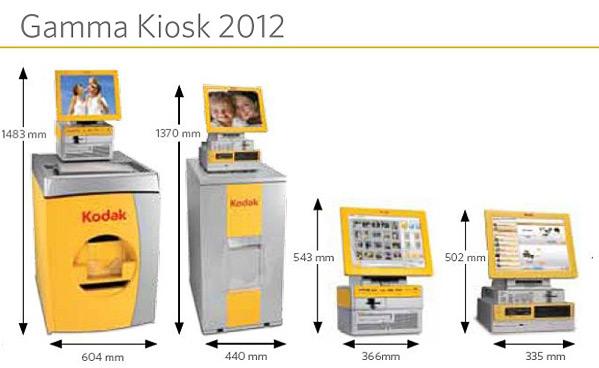 gamma kiosk 2012 kodak Obiettivo Kodak: riportare la gente a stampare, anche grazie a Facebook