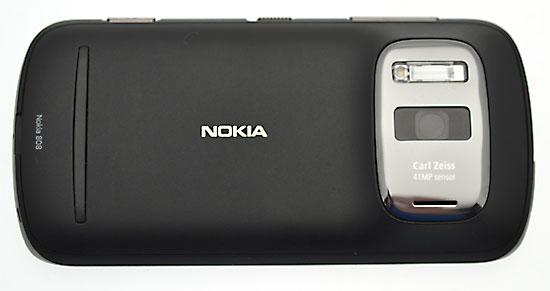 pureview back Nokia 808 PureView Smartphone o Fotocamera?