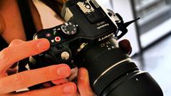 Panasonic Lumix G5: primo contatto e primi scatti