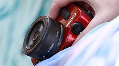 Canon EOS M: la mirrorless di Canon