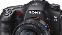 Sony punta sul Full Frame: Alpha A99, Cyber-shot RX1, e VG900E fanno il pieno