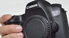 Canon EOS 6D, arriva la full frame abbordabile tanto attesa