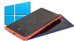 Nokia Lumia 920 e HTC 8X, top di gamma Windwos Phone 8 a confronto