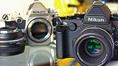 Nikon Df: ecco dal vivo la controversa reflex full frame