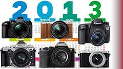 Le 6 migliori fotocamere di questo 2013