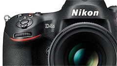 Nikon D4s, l'ammiraglia reflex si rinnova spingendosi a 409.600 ISO