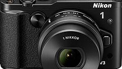 Nuova Nikon 1 V3: raffiche fino a 20fps con autofocus