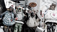 A Winter's Tale: uno sguardo d'autore sul Carnevale di Schignano