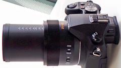 Panasonic FZ1000, la bridge con sensore da 1 pollice