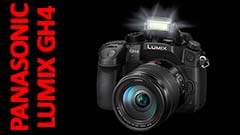 Panasonc Lumix GH4, video 4K e velocità fulminea