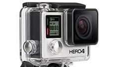 GoPro HERO 4 Black: il 4k ora a 30 frames al secondo