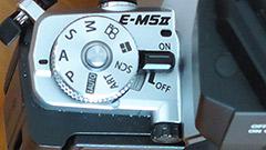 Olympus OM-D E-M5 Mark II: la mirrorless fino a 40 megapixel