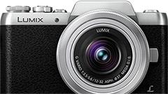 Panasonic Lumix GF7, compatta con stile