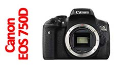 Canon EOS 750D, entry-level di lusso