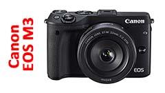 Canon EOS M3, mirrorless atto secondo