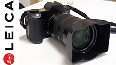 Leica SL: pronta a mandare in pensione le reflex?
