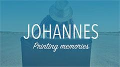 Johannes Printing Memories, dai social alla carta partendo dalla carta!