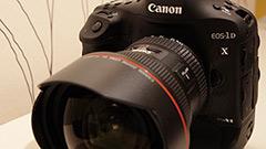 Canon presenta EOS-1D X Mark II, full frame professionale da 16fps