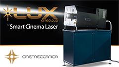 Un laser per portare ancora Cinemeccanica e la tecnologia italiana nei cinema di tutto il mondo