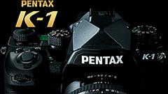 Ecco la nuova full frame Pentax K-1: anche Pentax fa il pieno