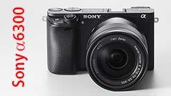 Sony A6300, la mirrorless APS-C sfida le ammiraglie