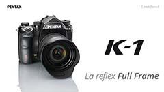 K-1, la Pentax Full Frame che tutti aspettavano