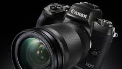 EOS M5: Canon cala l'asso in ambito mirrorless