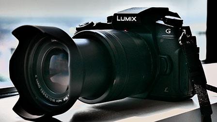 Nuova Panasonic Lumix G80 con nuovo doppio sistema di stabilizzazione Dual IS 2