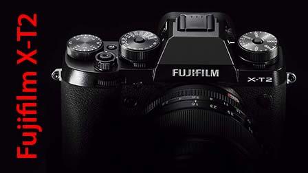 Fujifilm X-T2, ecco la versione sportiva della top di gamma