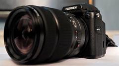 Fujifilm GFX 50S: primo contatto con la medio formato di casa Fuji