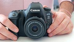 Canon EOS 6D Mark II e 200D, hands-on e prime impressioni