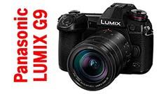Panasonic Lumix G9, 20 fps e funzioni avanzate per aggredire le reflex APS di fascia alta